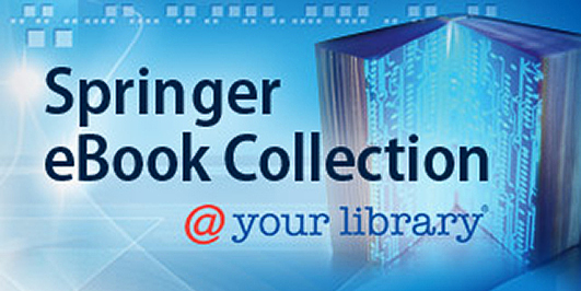 Webbanner Springer eBook Collection, Copyright: Springer